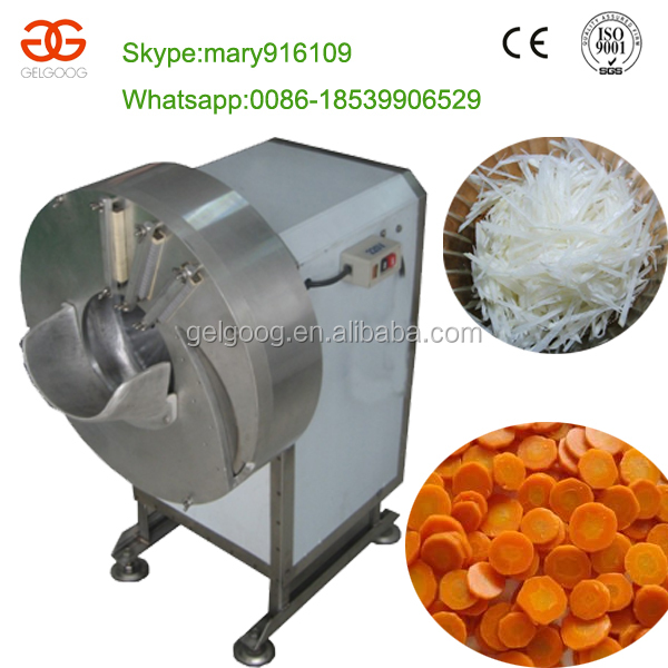 Automatic Fruit / Carrot Slicing Machine on Sale