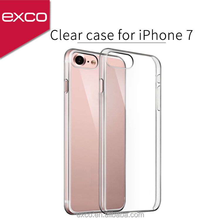 EXCO ultrathin best selling brand name tpu wholesale cell phone case for iPhone 7