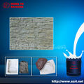 Liquid silicone for marble stone molding