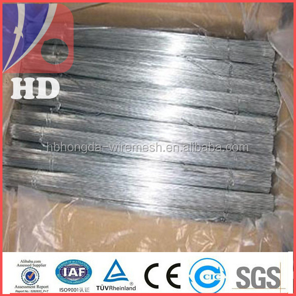 Galvanized Iron Straight Cut Wire / Low carbon steel wire Straight Cut Iron Wire