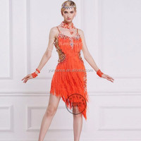 Ballroom Latin Competition Dress Factory Supplier