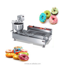 2017 Hot selling professional snack machine commercial donuts making machine/donuts maker with factory price