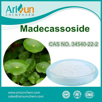 Centella Asiatica Extract Powder GMP Madecassoside