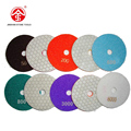 dry diamond polishing pads for granite
