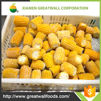 chinese cob iqf sweet corn