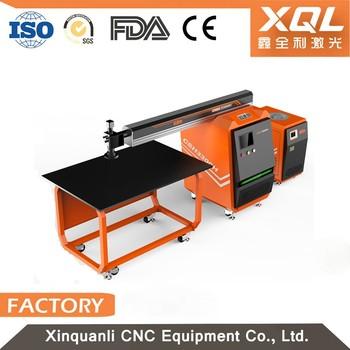 laser bonding machine