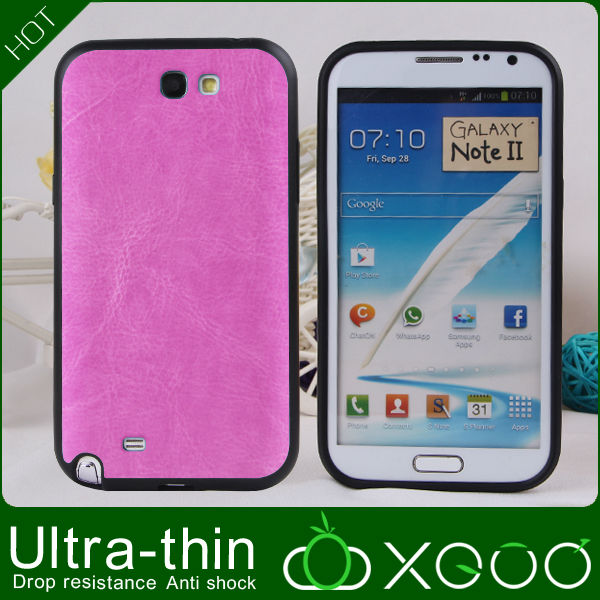 New factory oem cute case for samsung galaxy note 2