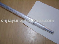 custom 6063 t5/t6 anodized aluminium tube for spear guns with ISO certificates