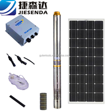 Deep Well Solar Water Pump for Farming Hybrid Solar Water Pumping System Made in China