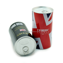UK energy underwear gift tin box with easy open lid
