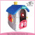 Factory price 2017 plastic indoor&outdoor playhouse