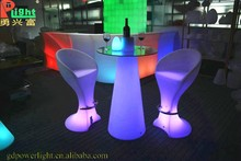 dining room tables led furniture glass bar table
