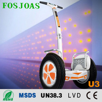 Fast delivery Airwheel self balancing off road competitive electric scooters for adults