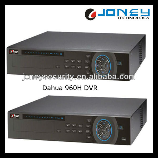 H.264 Full Channel Realtime Dahua 16 Channel Stand Alone DVR