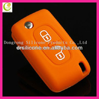 China supplier wholesale cheap silicone rubber car key housing for ford/vw/toyoda/kia/nissian