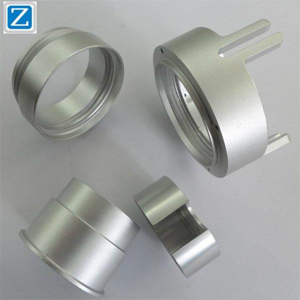 Metal working CNC Machined Aluminum Parts