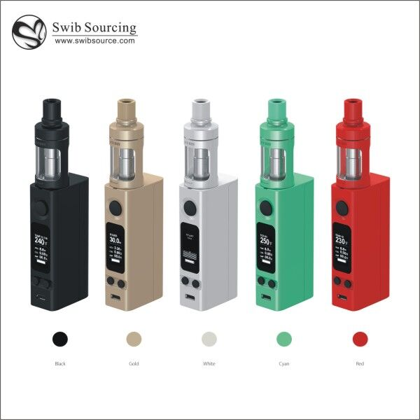 100% original Joyetech eVic-VTC Mini +cubis tank with top quality from swib