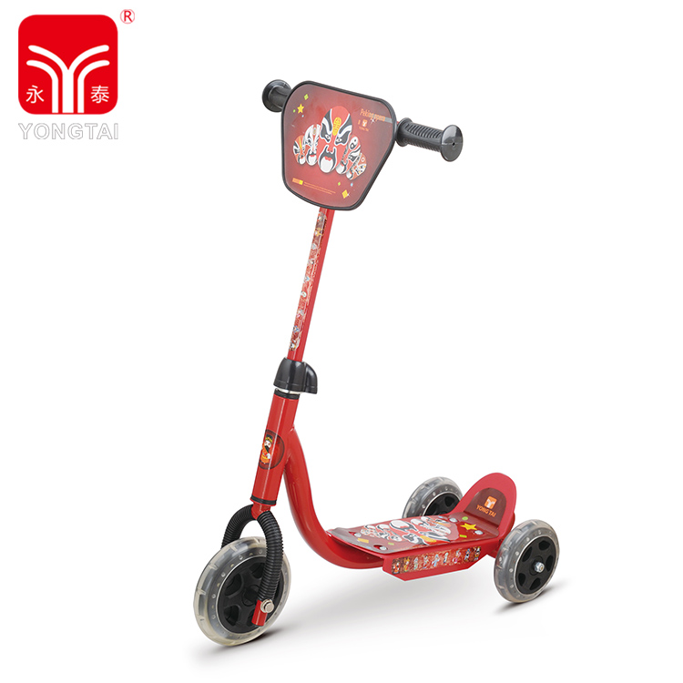 YONGTAI Brands Kids Scooter 3 Wheel Scooter Self Balance Scooter Outdoor Toys