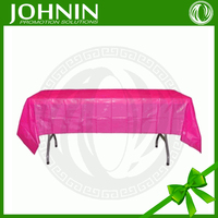OEM factory with your logo printed China factory top quality dining table cloth