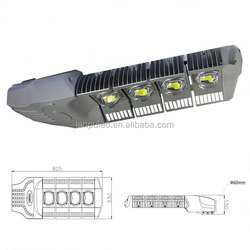 Energy saving 200w led module street light