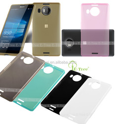 Cheap mobile phone cases for Nokia lumia 950 850 950xl, candy color crystal phone case for nokia lumia 950