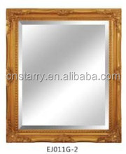 Decorative wall mirror frame , hot sale magic mirror frame for picture & photo