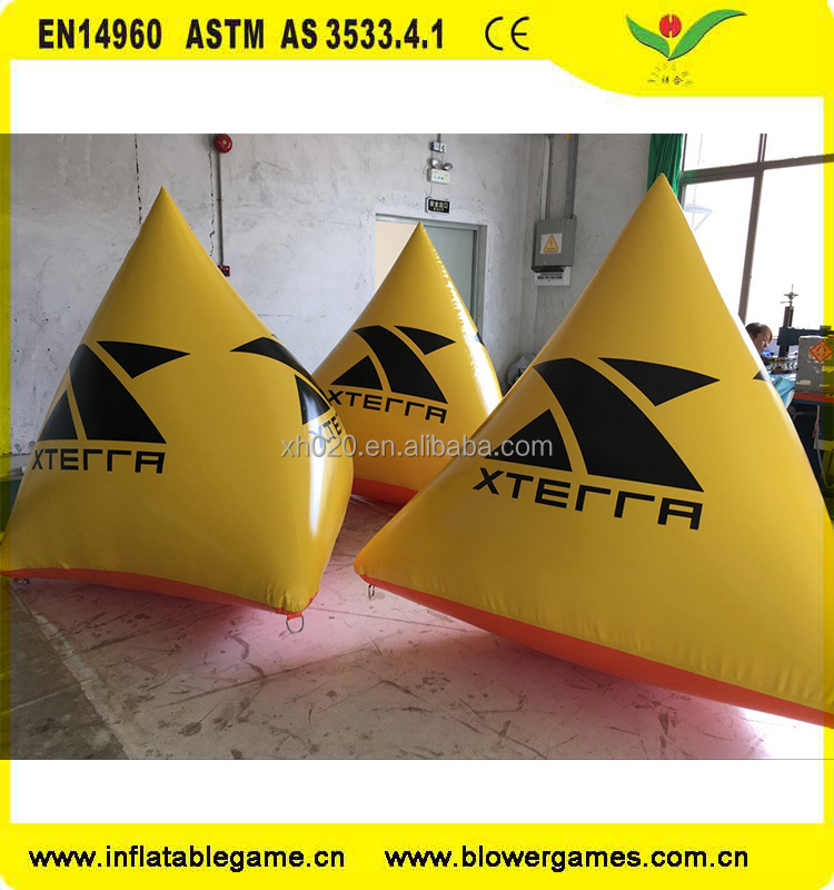 Open Water Race Markers event floater inflatable air buoy