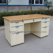 Computer desk and table, play table with locking drawers