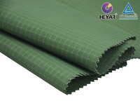 Waterproof Rip Stop Polyester Cotton Fabric for Army Uniform