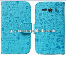 Newest Design Mobile Phone Case For Lenovo S820 leather Case,Shell Case Cover For For Lenovo S820