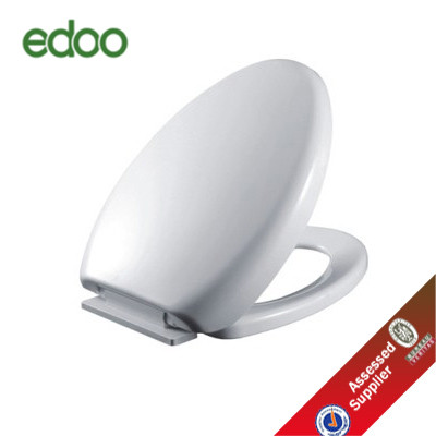 Belgium design Pure PP bathroom toilet seat cover with slow fall function/ plastic seat cover made in china