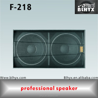 Guangzhou BLH factory stereo music subwoofer speaker/Professional stage speaker/Pro sound equipment