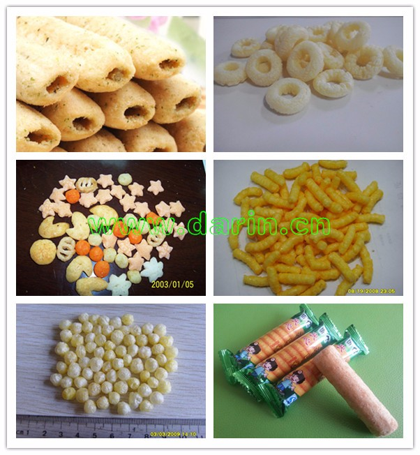 Chocolate bar machine / snack food maker/ core filling food line