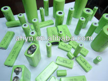 nickel metal hydride batteries ni-mh battery D size nimh batttery cell D 1.2V 10000mAh for power tools