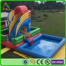 Amazing jumbo water slide inflatable /banzai inflatable water slide/comercial inflatable slide