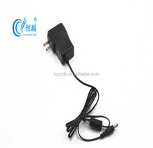 5.0V 0.5A 1A 1.5A 2A 5V security camera surveillance AC DC power adapter with UL SAA CE CB