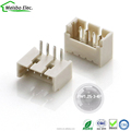 wholesale white 1.25mm pitch strip connector 4 feet straight Terminal female base