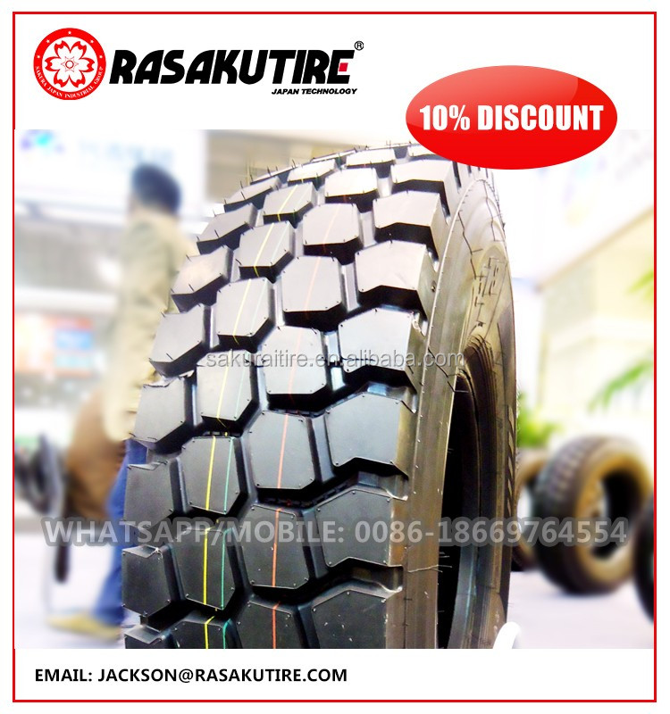 7.50R16 9.00x20 truck tires U-SHIELD Brand