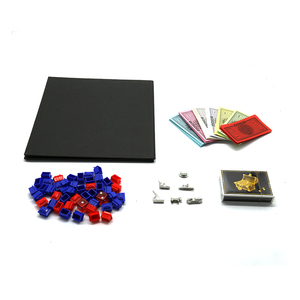 Hot Fun Multiplayers Bank Rich People Board Game Set