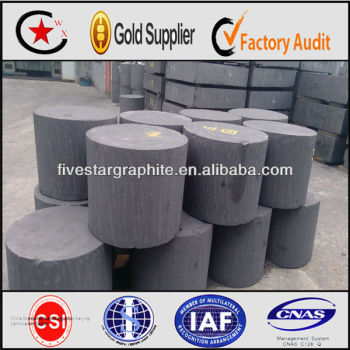 synthetic graphite blocks