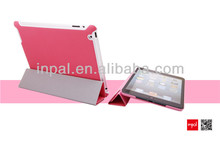 New products durable leather tablets accessories smart case for ipad shenzhen manufacturer