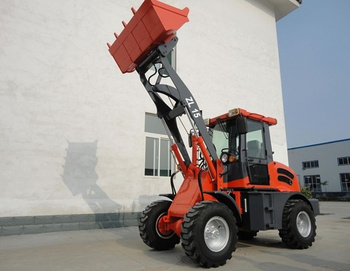 ZL15 mini wheel loader with CE /1500KG WHEEL LOADER