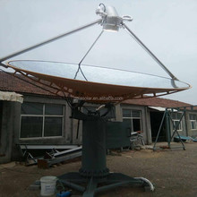 CSP parabolic dish type solar thermal concentrator