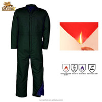 custom design heated coveralls styles of fire fighters anti flame coveralls