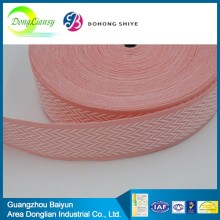 Polypropylene wedding seam binding sanding ribbon