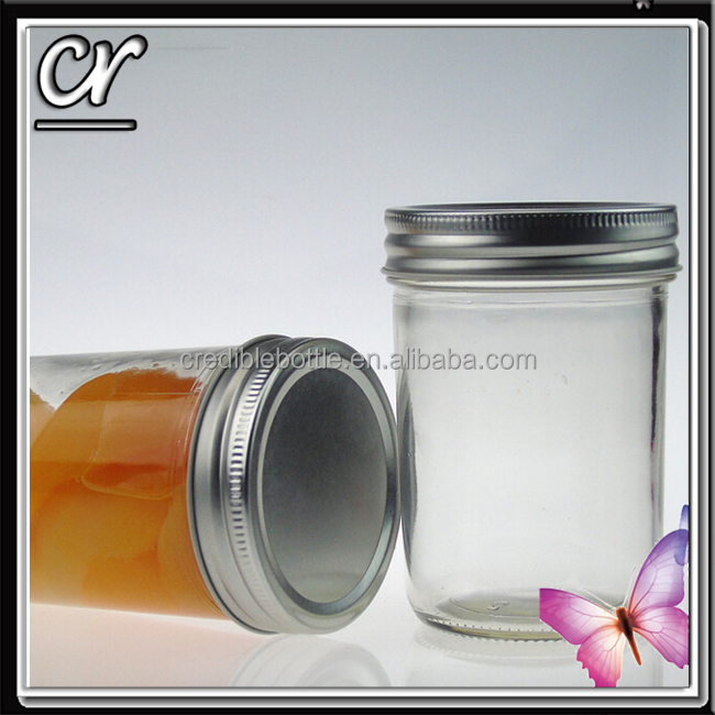 round glass jar for chili powder salsa jars glass jar for red pepper