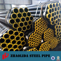 schedule 40 steel pipe price ! astm a53 epoxy coated carbon steel pipe 250 microns epoxy coating weld stel pipe