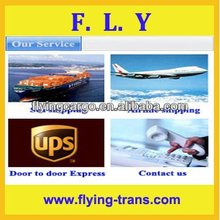 reliable swift cheapest express service from china to USA etc all over the world