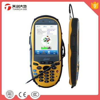 Supports Latest Android 4.4 Operation System Device Which Is Used For GIS GPS Data Collection