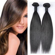 Wholesale Tangle Free No Shedding Young Girl Uprocessed Virgin Human Hair